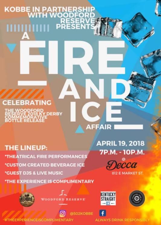 fire ice flyer